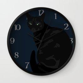 Weary Wall Clock