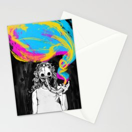 DeathBreath Stationery Cards