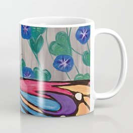 Butterfly Kisses Coffee Mug