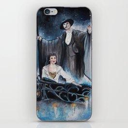 The Phantom of the Opera iPhone Skin
