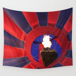 Up, Up, and Away! Wall Tapestry