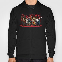 Where the Slashers Are (Full Color) Hoody