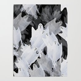 Ghostly! Poster