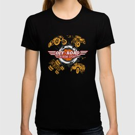 Offroad Extreme Sport T-shirt