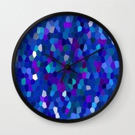 Geometrically mosaically speaking... Wall Clock