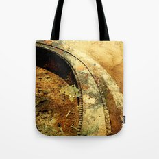 The path in life..... Tote Bag