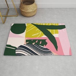 Tropical West Rug