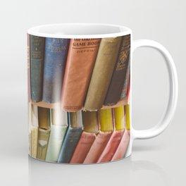 The Colorful Library Coffee Mug