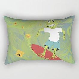 Toxictoad Rectangular Pillow