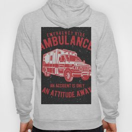 Ambulance Rescue Squad Hoody