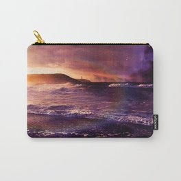 On the Horizon of the Infinite Carry-All Pouch
