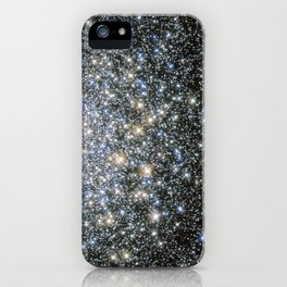 Cosmic Fairy Lights iPhone Case