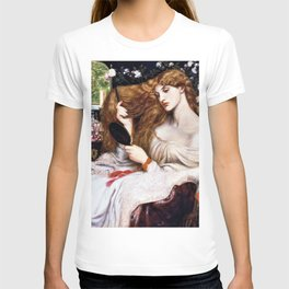 12,000pixel-500dpi - Lady Lilith - Dante Gabriel Rossetti T-shirt