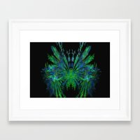 spider Framed Art Prints featuring Spider by LoRo  Art & Pictures