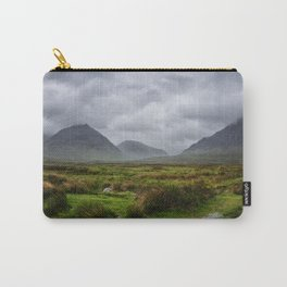 Stormy Highlands Carry-All Pouch