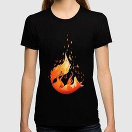 Falling Fox T-shirt