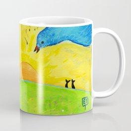4 Calling Birds Coffee Mug