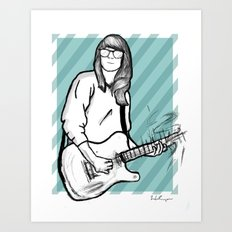 jess abbott Art Print