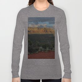 Sedona Red Rocks Vortex - Arizona Long Sleeve T-shirt