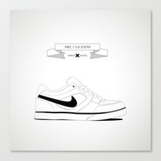 URBAN SHOES // 03 Canvas Print