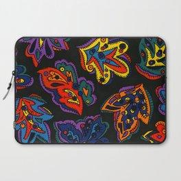 Dream Leaves by Nettwork2Design Nettie Heron-Middleton Laptop Sleeve