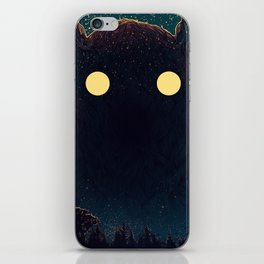 Lost Voices iPhone Skin