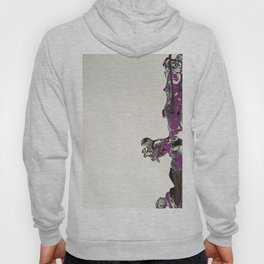 Purple Overpour - Number 2 Hoody