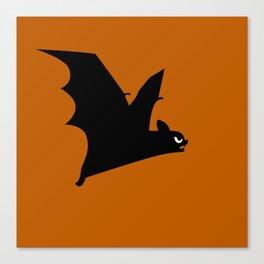 Angry Animals - Bat Canvas Print