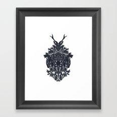 Clockwork Vol.2 Framed Art Print