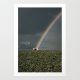Rainbow II  - Landscape and Nature Photography Art Print