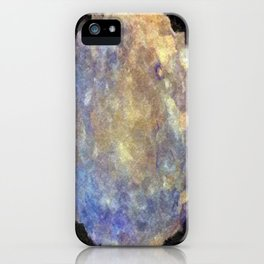 Blurry and Bright Mercury iPhone Case