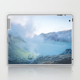 Kawah Ijen, Indonesia Laptop & iPad Skin