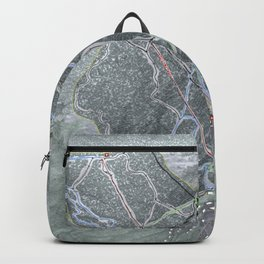 Mad River Glen Resort Trail Map Backpack