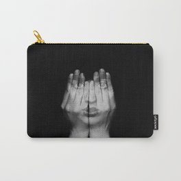 I Can See Through You Carry-All Pouch