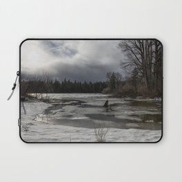 An Intricate Landscape Laptop Sleeve