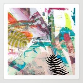 Florish 1 Art Print