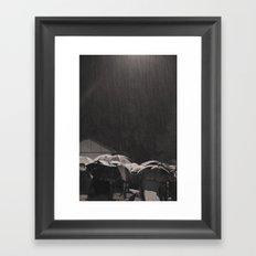 Drip Proof Framed Art Print
