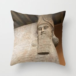 The Grand Ancients Throw Pillow