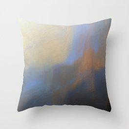 Pixel Sorting 42 Throw Pillow