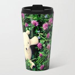 Clover Fields Travel Mug