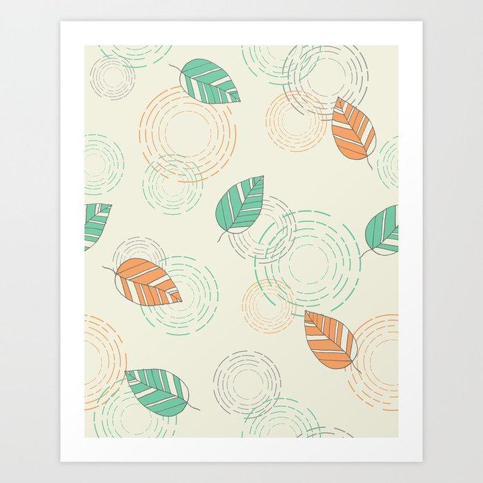 Drizzle Art Print