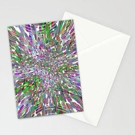 Squares nik Stationery Cards