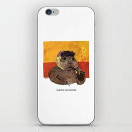 Vincent van Gopher iPhone Skin