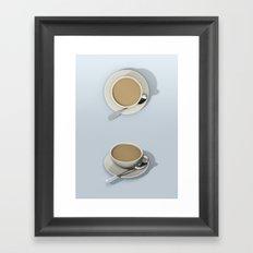 Wake me Gently Framed Art Print