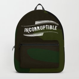 Incorruptible Backpack