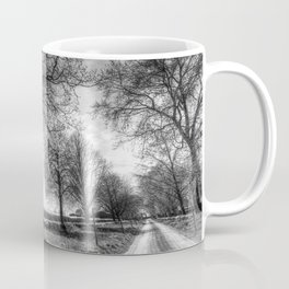 The Summer Farm Track Coffee Mug