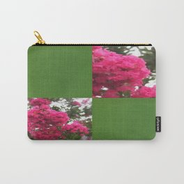 Crape Myrtle Blank Q5F0 Carry-All Pouch