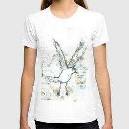 Jonathon seagull T-shirt