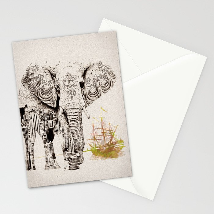 Tattoo Me Stationery Cards