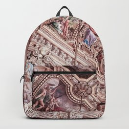 Rose Gold Luxury Backpack